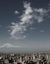 01 Jerewan am Ararat
