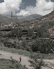 36 Die leeren Fabriken von Wanadzor
