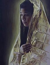 GOLDKIND 3 Oil Canvas 170x100cm