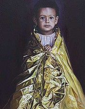 GOLDKIND Madeleine 2017 Oil on canvas 170x70cm