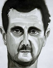 Syrian Arab Republic2 2013 76x57cm